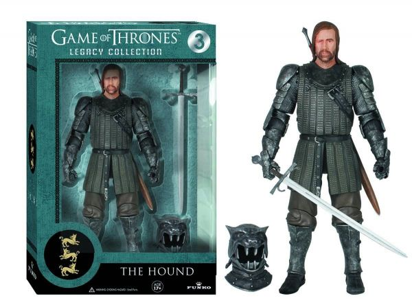 LEGACY GAME OF THRONES THE HOUND ACTIONFIGUR