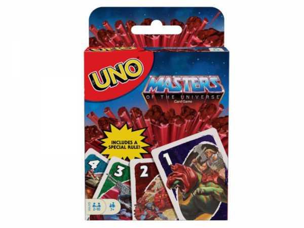Masters of the Universe Origins UNO Kartenspiel