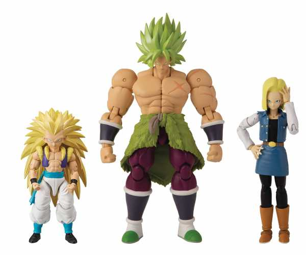 DRAGON BALL SUPER DRAGON STARS SERIE 12 KOMPLETT