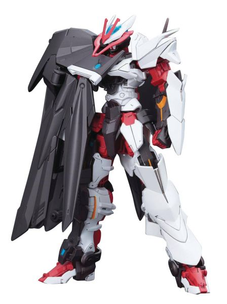 GUNDAM BUILD DIVERS GUNDAM ASTRAY NO-NAME 1/144 HGBD MODELLBAUSATZ
