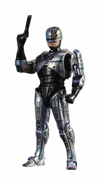 VORBESTELLUNG ! ROBOCOP 2 BATTLE DAMAGE ROBOCOP PX 1/18 SCALE ACTIONFIGUR