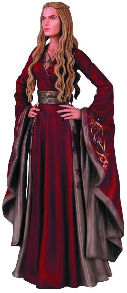 GAME OF THRONES CERSEI BARATHEON STATUE