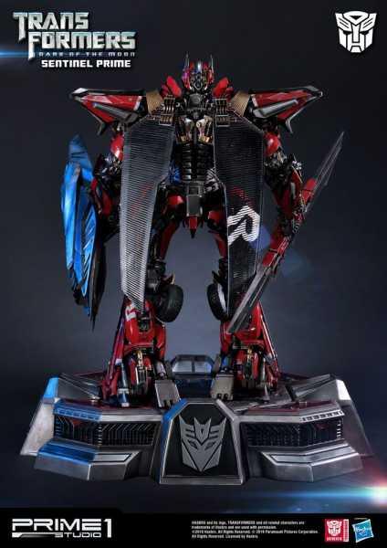 VORBESTELLUNG ! Transformers 3 - Die dunkle Seite des Mondes Sentinel Prime 73 cm Statue