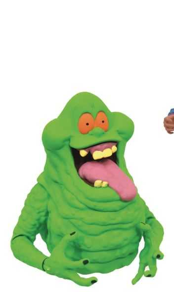 GHOSTBUSTERS SELECT SERIES 9 SLIMER ACTIONFIGUR