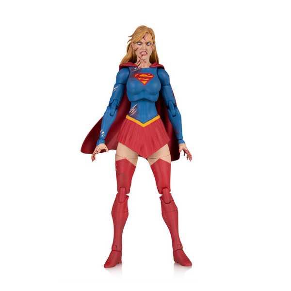 VORBESTELLUNG ! DC Essentials Dceased Supergirl Actionfigur