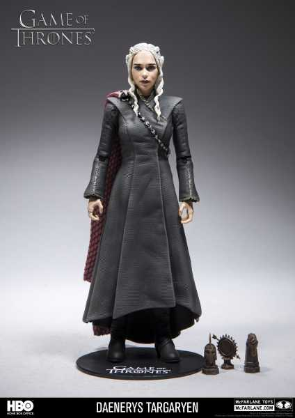 GAME OF THRONES DAENERYS TARGARYEN ACTIONFIGUR