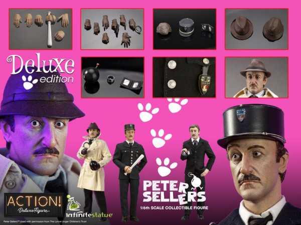 VORBESTELLUNG ! Peter Sellers 1/6 Actionfigur DELUXE VERSION