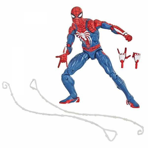 MARVEL LEGENDS GAMERVERSE SPIDER-MAN ACTIONFIGUR