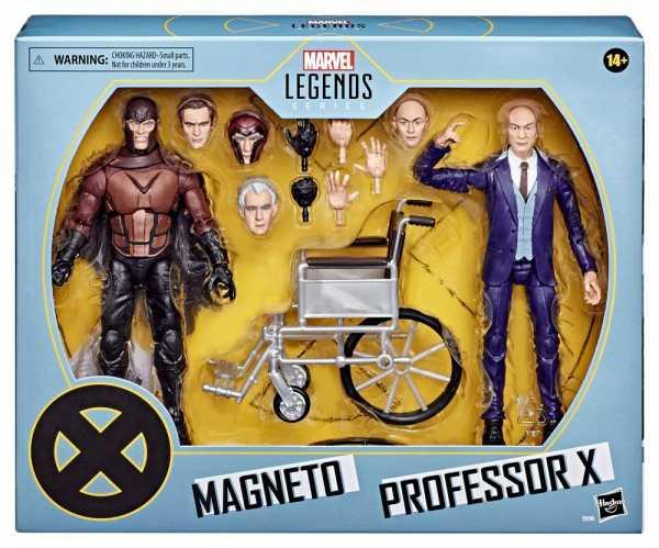X-Men Marvel Legends 2020 Magneto & Professor X 15 cm Actionfiguren 2-Pack