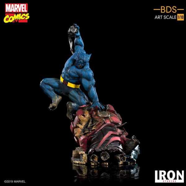 VORBESTELLUNG ! Marvel Comics BDS Art Scale Statue 1/10 Beast 27 cm