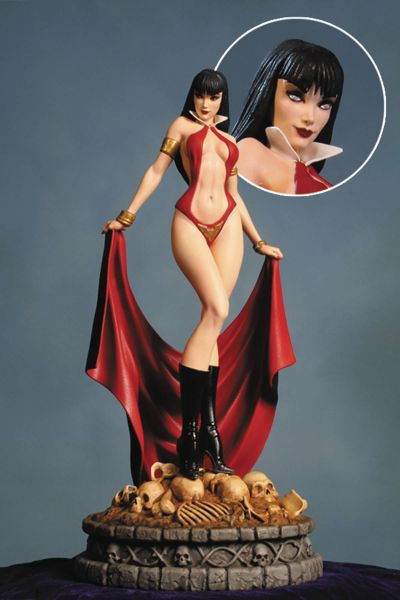 WOMEN DYNAMITE VAMPIRELLA STATUE DIAMOND EYE EDITION