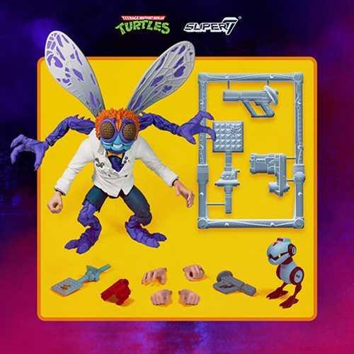 Teenage Mutant Ninja Turtles Ultimates Baxter Stockman 18 cm Actionfigur