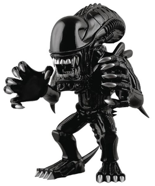ALIEN WARRIOR VINYL COLLECTIBLE DOLLS FIGUR