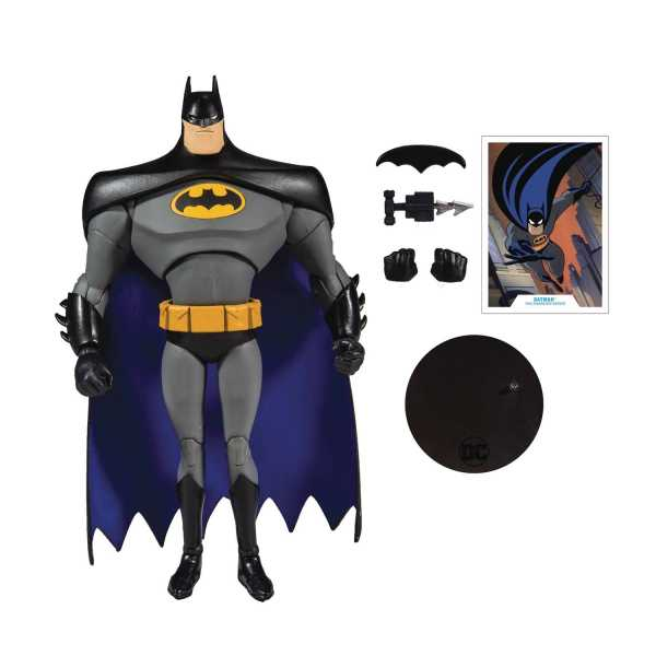 DC ANIMATED BATMAN 7 INCH ACTIONFIGUR