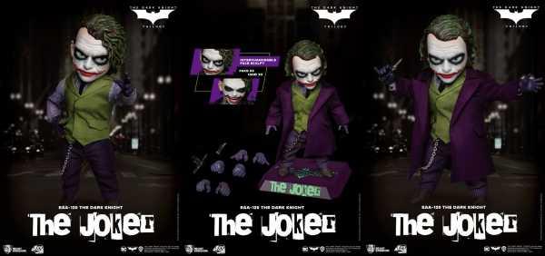 VORBESTELLUNG ! Batman The Dark Knight Egg Attack Action The Joker 17 cm Actionfigur