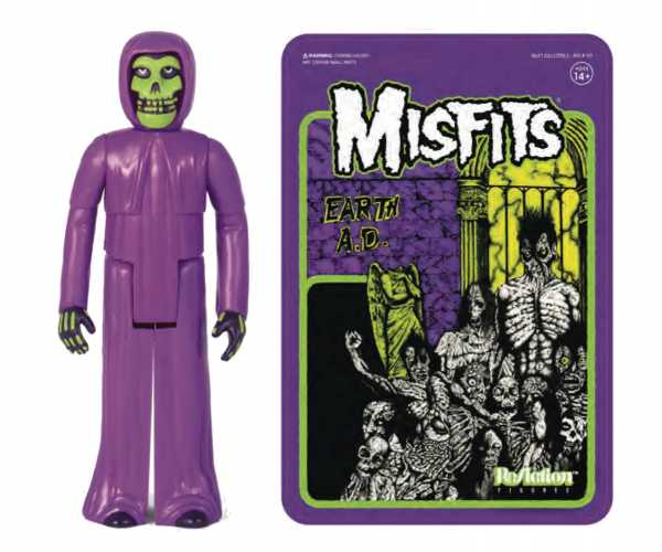 MISFITS EARTH AD FIEND REACTION FIGUR