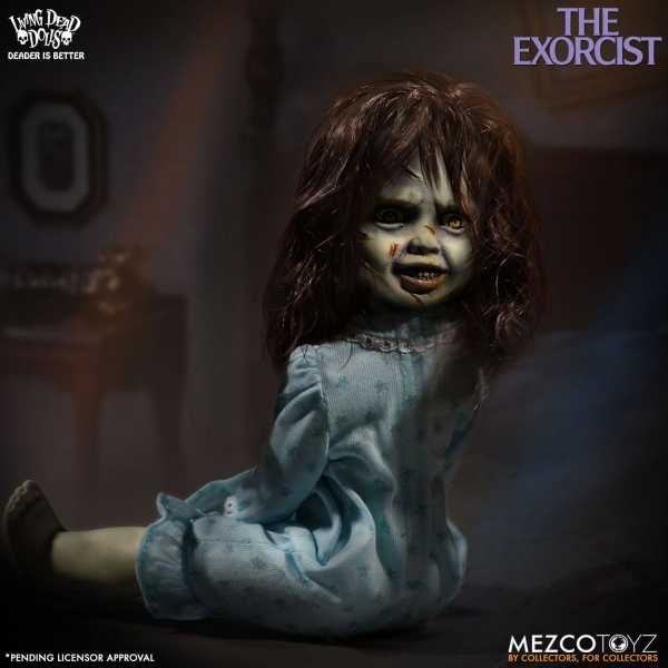 VORBESTELLUNG ! Der Exorzist Living Dead Dolls Puppe Regan 25 cm