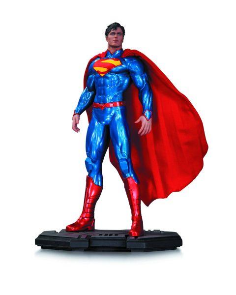 DC COMICS ICONS SUPERMAN 1/6 SCALE STATUE