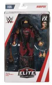 WWE ELITE COLLECTION LUKE HARPER ACTIONFIGUR