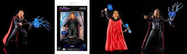 VORBESTELLUNG ! Avengers Infinity Saga Endgame Marvel Legends Series Thor 6 Inch Actionfigur