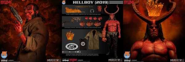 ONE-12 COLLECTIVE PX HELLBOY 2019 ANUNG UN RAMA EDITION