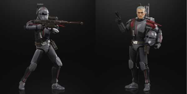 VORBESTELLUNG ! Star Wars The Black Series Bad Batch Clone Crosshair 6 Inch Actionfigur