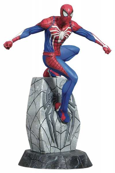 MARVEL GALLERY SPIDER-MAN PS4 PVC FIGUR