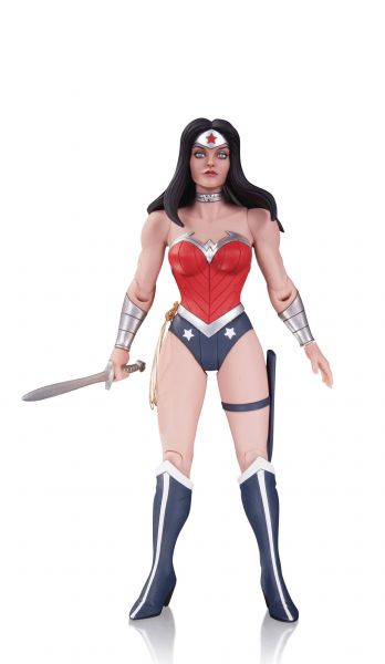 DC COMICS DESIGNER SERIES CAPULLO WONDER WOMAN ACTIONFIGUR