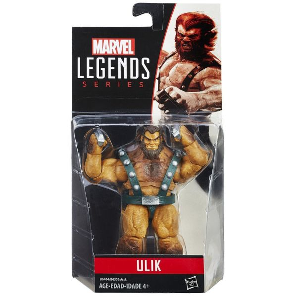 MARVEL LEGENDS SERIES ULIK 10cm ACTIONFIGUR