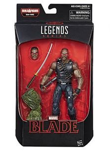 MARVEL KNIGHTS 15 cm LEGENDS BLADE ACTIONFIGUR