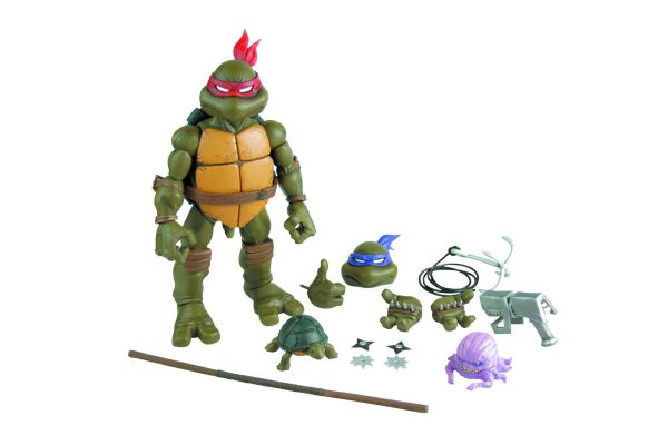 TEENAGE MUTANT NINJA TURTLES DONATELLO 1/6 SCALE COLLECTIBLE ACTIONFIGUR
