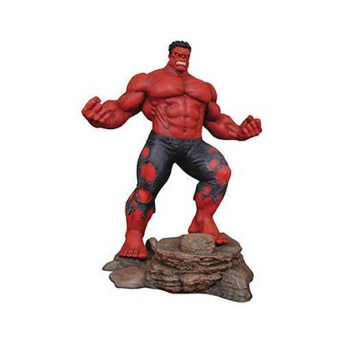 MARVEL GALLERY RED HULK PVC FIGUR