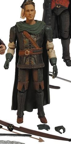 ONCE UPON A TIME ROBIN HOOD PX ACTIONFIGUR