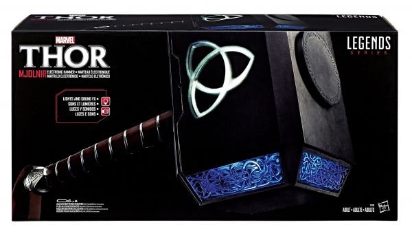 THOR LEGENDS GEAR ELECTRONIC HAMMER