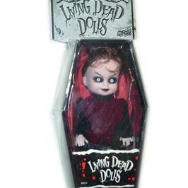 Living Dead Dolls - Lizzy Borden 4inch