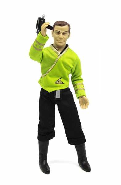 MEGO SCI-FI WAVE 6 STAR TREK KIRK TROUBLE WITH TRIBBLES 20 cm ACTIONFIGUR