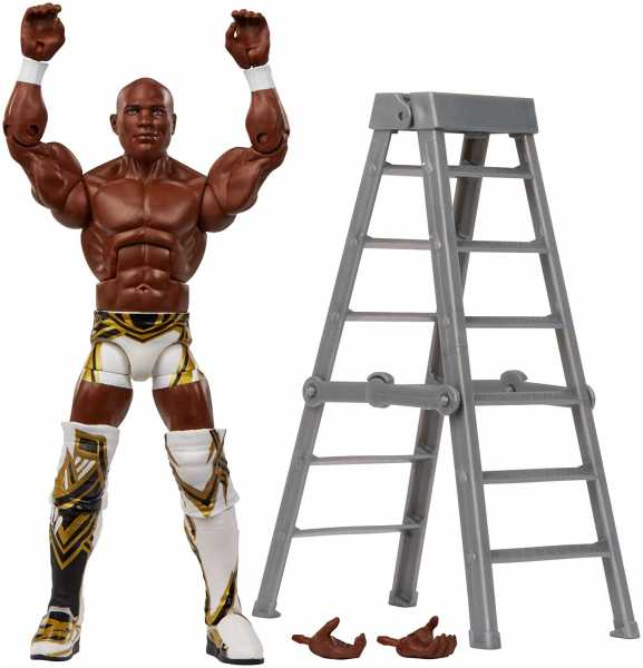 WWE ELITE COLLECTION SHELTON BENJAMIN ACTIONFIGUR