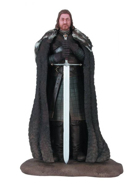 GAME OF THRONES NED STARK STATUE