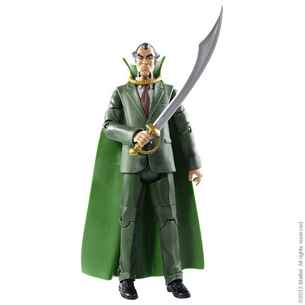 Signature Collection - Ra's Al Ghul - 6inch