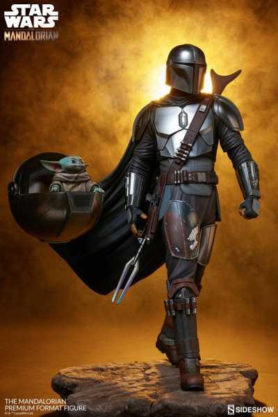 VORBESTELLUNG ! Star Wars The Mandalorian 51 cm Premium Format Figur