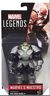 MARVEL 10 cm LEGENDS MAESTRO ACTIONFIGUR
