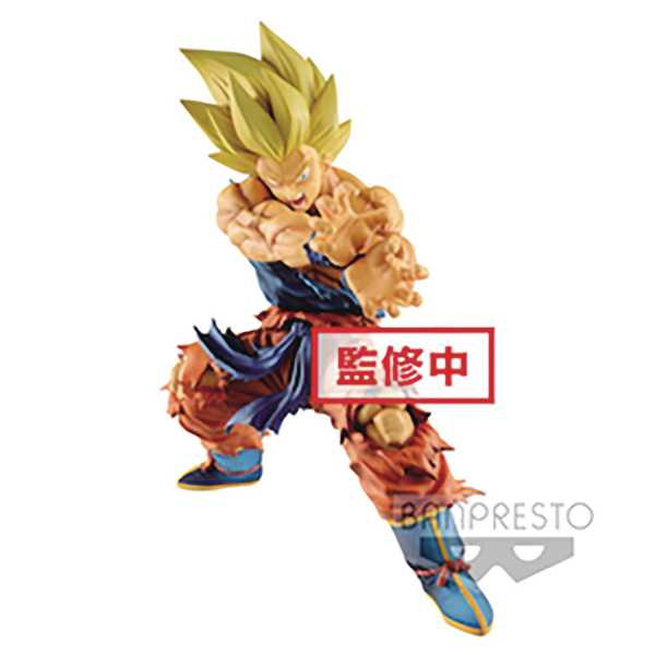DRAGON BALL LEGENDS KAMEHAMEHA SON GOKU FIGUR