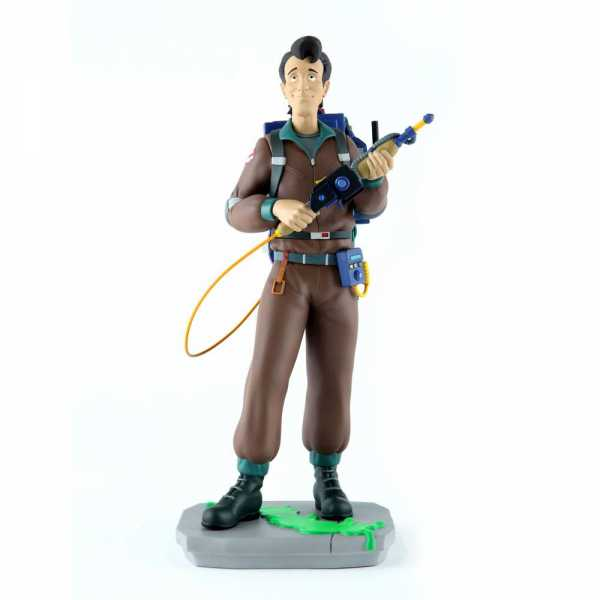 VORBESTELLUNG ! REAL GHOSTBUSTERS PETER VENKMAN 10 INCH POLYSTONE STATUE