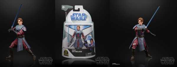 VORBESTELLUNG ! Star Wars Clone Wars Black Series Lucasfilm 50th Ann. Anakin Skywalker Actionfigur