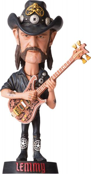 LEMMY LIMITED EDITION BOBBLE HEAD