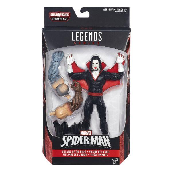 MARVEL LEGENDS SPIDER-MAN: MORBIUS ACTIONFIGUR