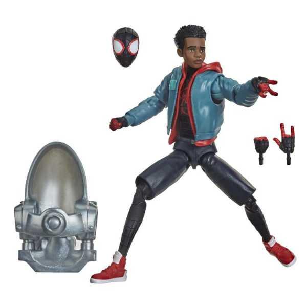 Spider-Man Marvel Legends Miles Morales 6 Inch Actionfigur