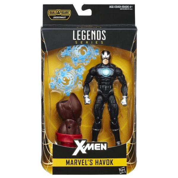 MARVEL LEGENDS X-MEN: HAVOK 15cm ACTIONFIGUR