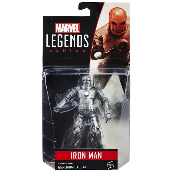 MARVEL LEGENDS SERIES IRON MAN 10cm ACTIONFIGUR