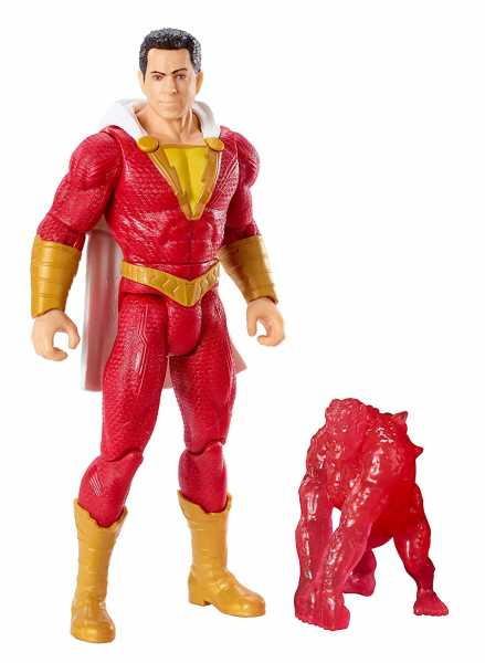 DC MULTIVERSE SHAZAM MOVIE SHAZAM 15 cm ACTIONFIGUR